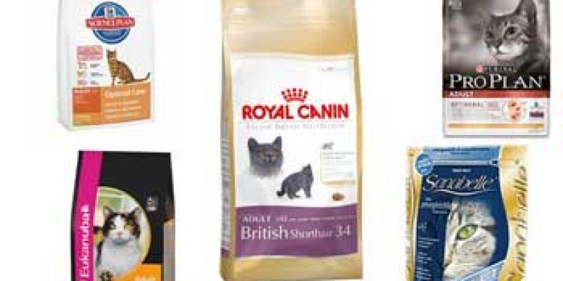 Корм лечебный для кошек при мочекаменной болезни